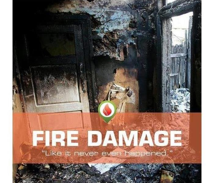 SERVPRO of Grand Prairie's Fire Damage Restoration Steps