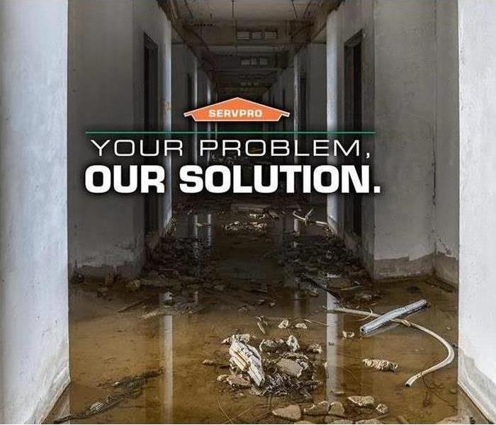 SERVPRO of Grand Prairie's Water Damage Restoration Process