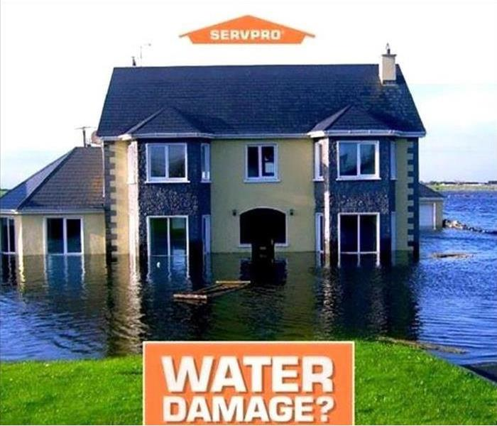 SERVPRO of Grand Prairie Flood Team!