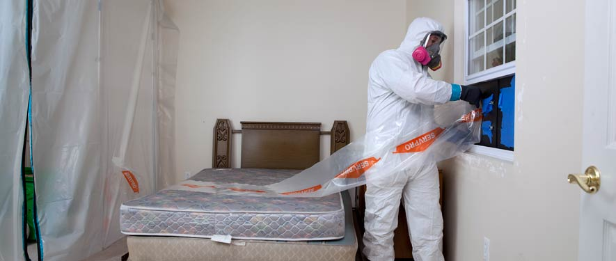Grand Prairie, TX biohazard cleaning